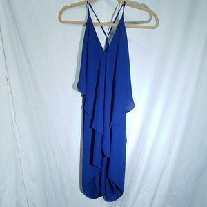 AZALEA Cobalt Blue Dress